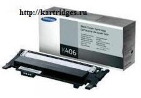 Картридж Samsung CLT-K406S / SEE