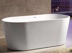 Акриловая ванна ABBER AB9203-1.4 140х70 см отдельностоящая