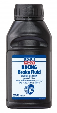 Liqui Moly Racing Brake Fluid - Спортивная тормозная жидкость