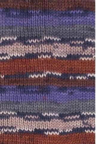 Gruendl Hot Socks Stripes 6-fach 619