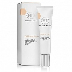 Holy Land DERMALIGHT Dark Circle Corrective Eye Cream корректирующий крем 15 мл