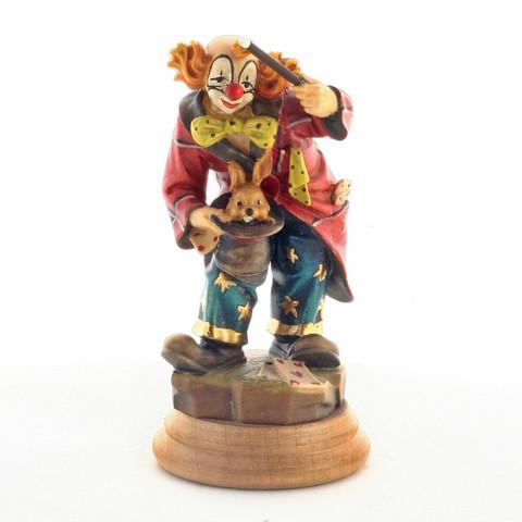 Клоун-фокусник