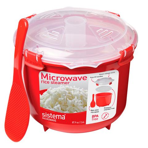 """Рисоварка для СВЧ Sistema """"Microwave"""" 2,6 л"""