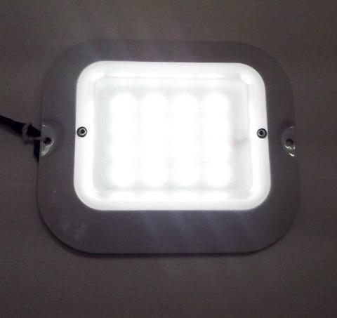 Светильник EPISTAR 6W, 500Lm, IP54, 220V