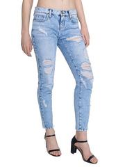 GJN010988 джинсы женские, медиум-лайт