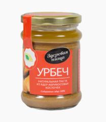 Урбеч из ядер абрикосовых косточек 280 гр.