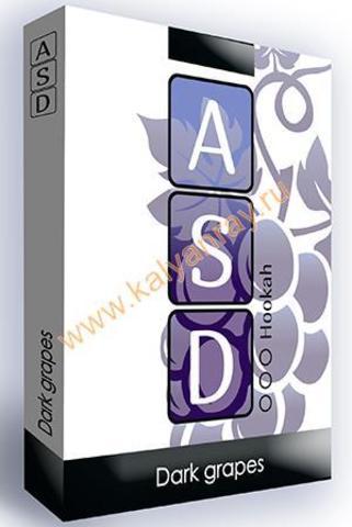 Безникотиновая смесь ASD Hookah - Темный Виноград