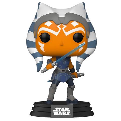 Фигурка Funko POP! Bobble: Star Wars: Clone Wars: Ahsoka 52023