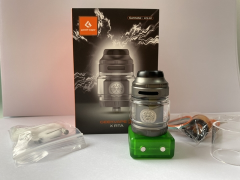 Бак ZX RTA by Geek Vape 4.5ml