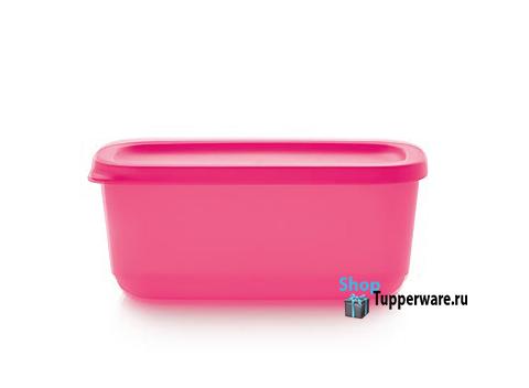 Контейнер Кубикс 250мл розовый
