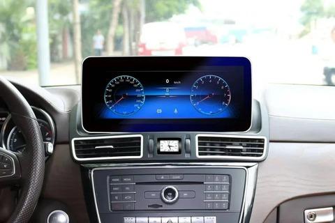 Монитор для Mercedes-Benz ML W166 / GL X166 2011-2015 NTG 4.0/4.5 модель MRW-M1205