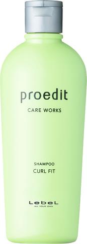 Шампунь для волос PROEDIT SHAMPOO CURL FIT 300ml купить за 2490руб