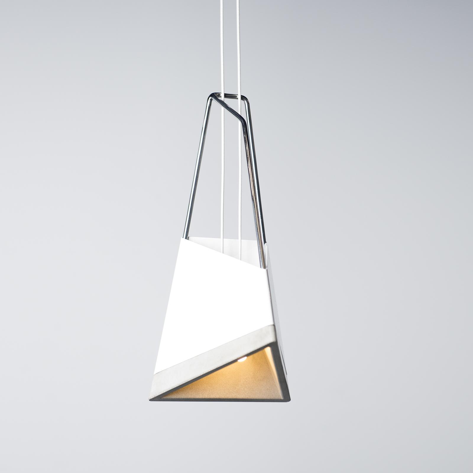 Подвесной светильник CHAMFER (Эмаль) - вид 1