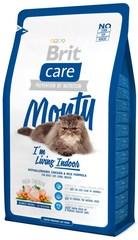 Корм для кошек живущих в помещении, Brit Care Cat Monty Indoor