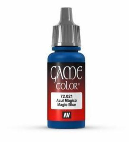 Game Color Magic Blue 17 ml.