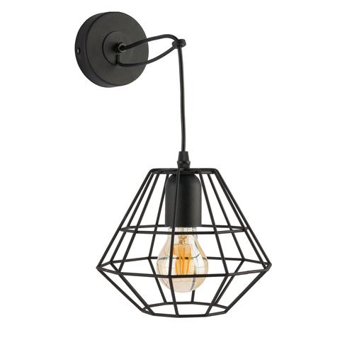 Настенный светильник TK Lighting 2183 Diamond Black