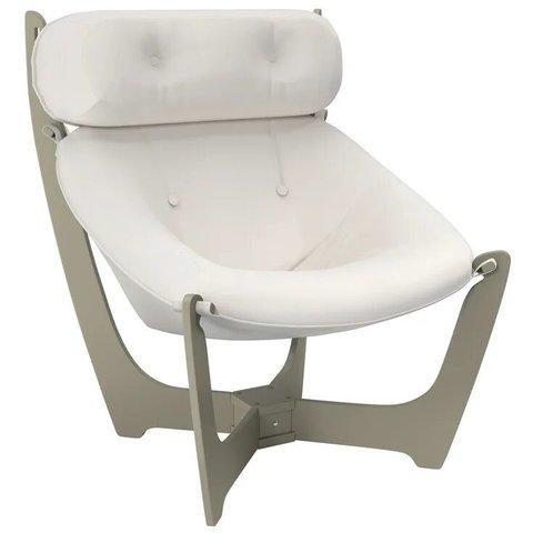 Кресло для отдыха Комфорт Модель 11 серый ясень/Mango 002