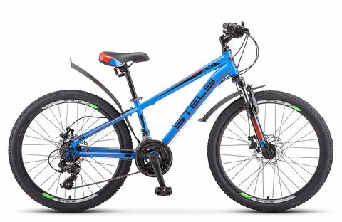 Подростковый велосипед Stels Navigator-400 MD 24