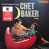 Chet Baker / (Chet Baker Sings) It Could Happen To You (LP)