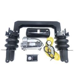Mitsubishi Fuso Canter 5T пневмоподвеска задней оси + система управления 2контура (ресивер)