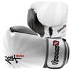 Перчатки Hayabusa Ikusa 12 oz White