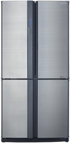 Холодильник side-by-side Sharp SJ-EX98FSL