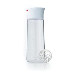 BlenderBottle Whiskware Dressing (Tritan), 600мл Бутылка для взбивания соусов и заправок Безопасный платик Тритан