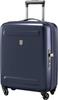 Чемодан Victorinox Etherius 17.1, с возможностью расширения на 4 см, синий, 39x20x55 см, 34 л