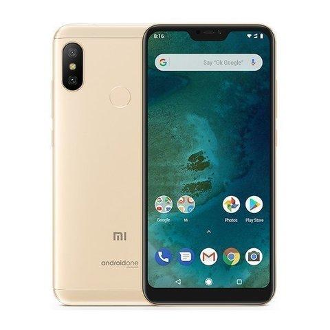Xiaomi Mi A2 Lite 3GB/32GB Gold Global Version