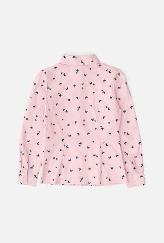 Блузка Ligeya (арт. 10210260008 светло-розовый)