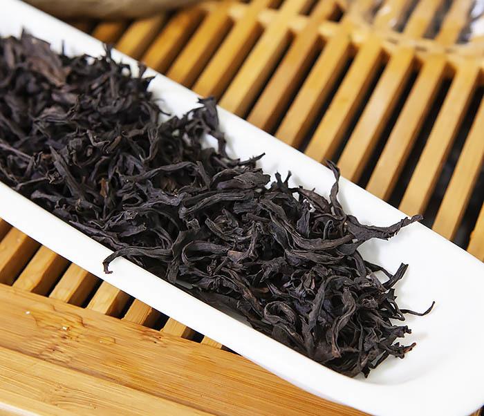 TEA-CH115 Китайский чай «Большой Красный Халат» (Да Хун Пао, сильная обжарка, 50 гр) фото 06