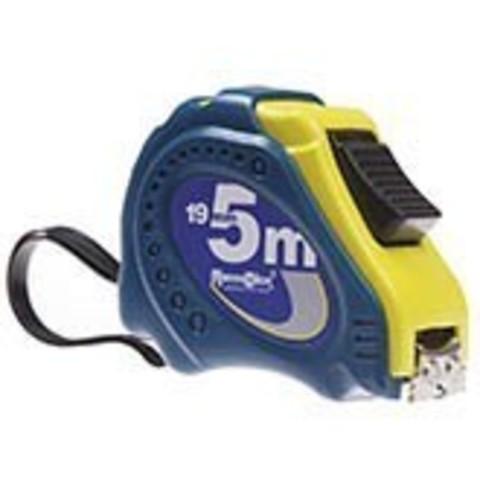 Рулетка 10мх25мм RemoCosmo прорезиненный корпус,магнит.крюк (15-4-110)
