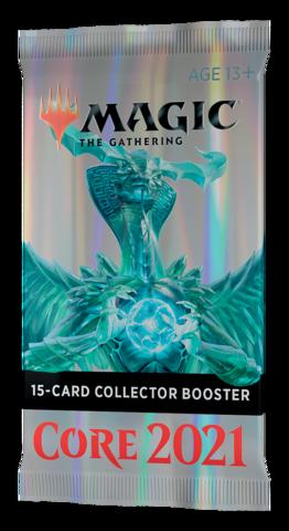 Core Set 2021 - Коллекционный бустер (английский)