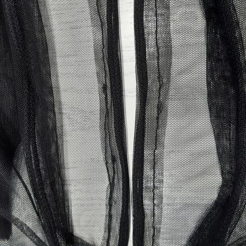 Причина уценки: торчащие нитки, кривой шов
