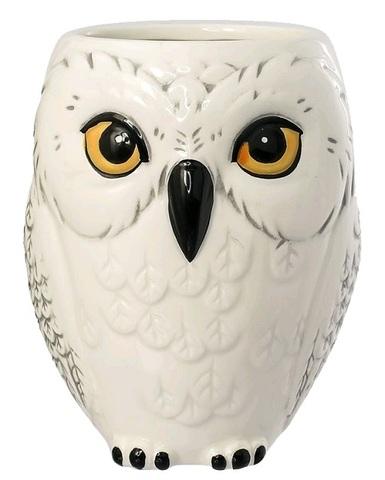 Гарри Поттер Кружка керамическая сова Букля