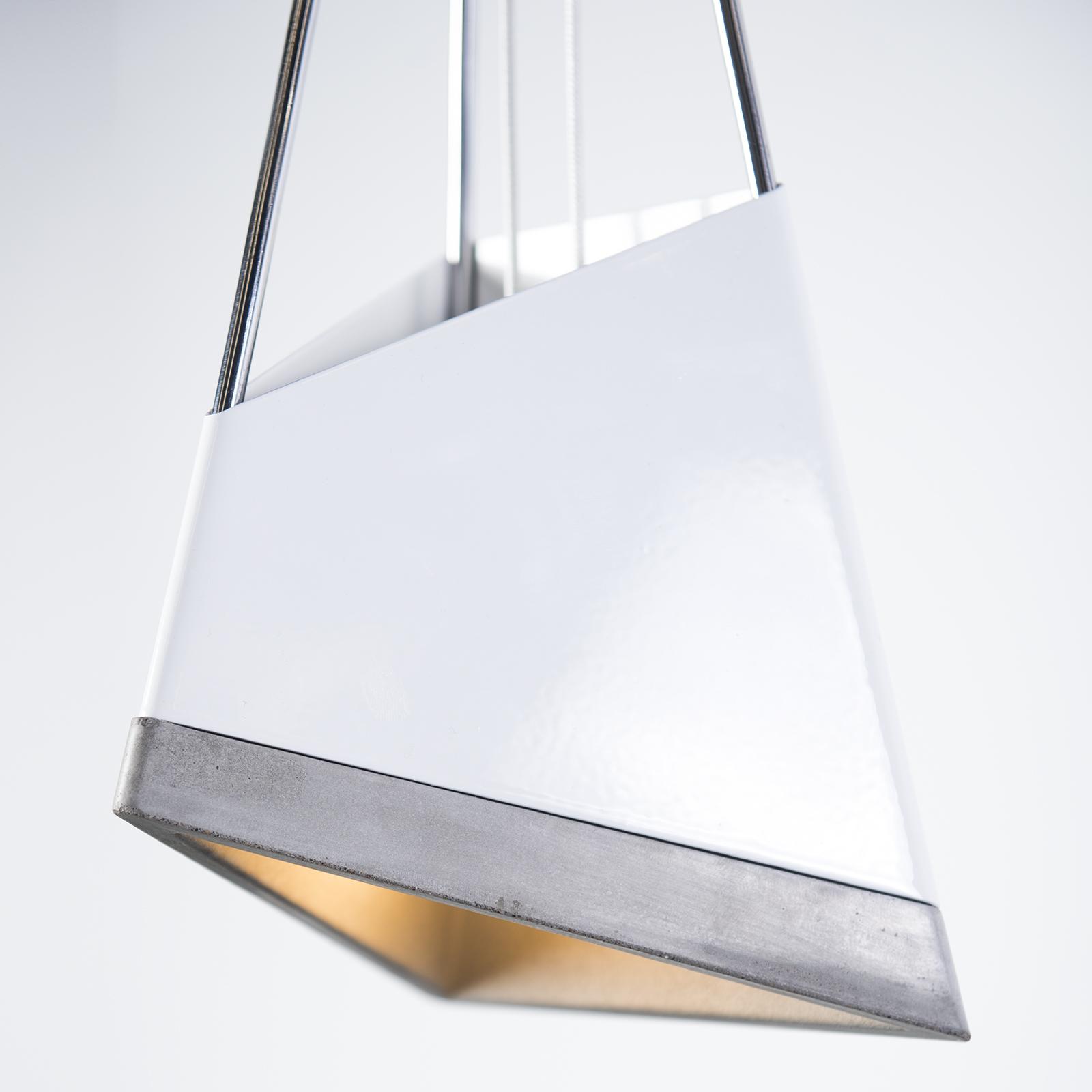 Подвесной светильник CHAMFER (Эмаль) - вид 2