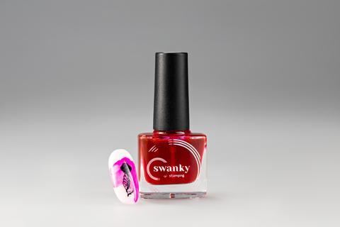 Акварельные краски Swanky Stamping, №6, розовый, 5 мл.