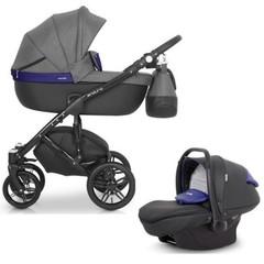 Детская коляска Expander Enduro 3 в 1  Denim