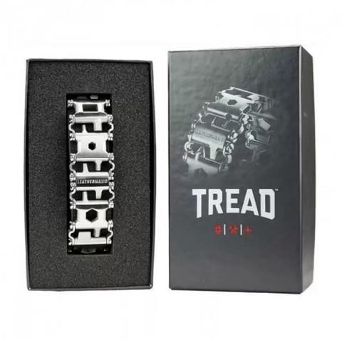 Мультитул-браслет Leatherman Tread - не только мультиинструмент, но и отличное украшение!