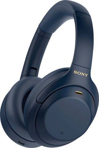 WH-1000XM4L беспроводные наушники Sony, цвет синий