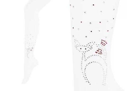 Детские капроновые колготки арт. 42-0007