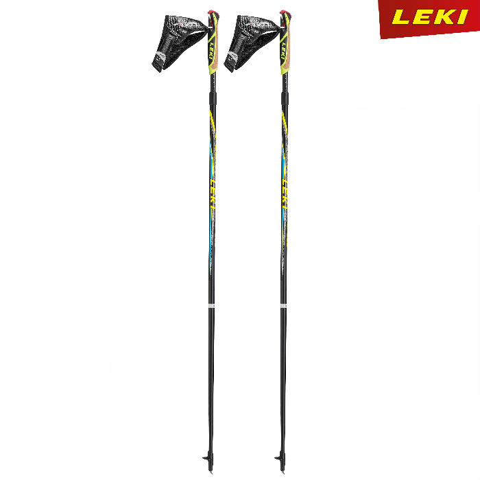 Скандинавские палки Leki Speed Pacer Vario Carbon 100% Германия