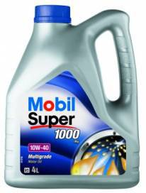 Mobil Super 1000 X1 10W-40 минеральное моторное масло
