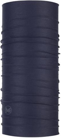 Бандана-труба летняя Buff CoolNet Solid Night Blue фото 1