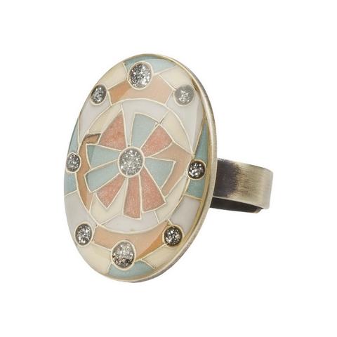 Кольцо Ромашки K76774 M