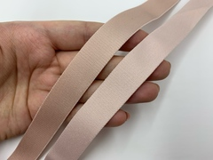 Резинка бретелечная серебристый пион 20 мм (цв. 168)