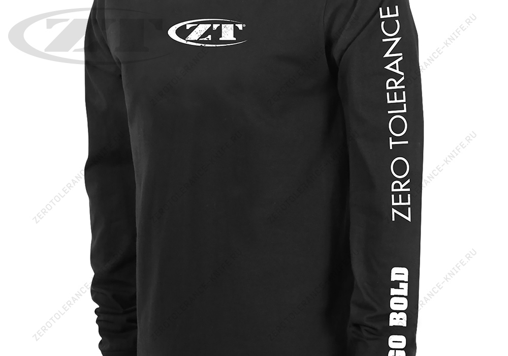 Футболка Zero Tolerance SHIRTZT184XL - фотография
