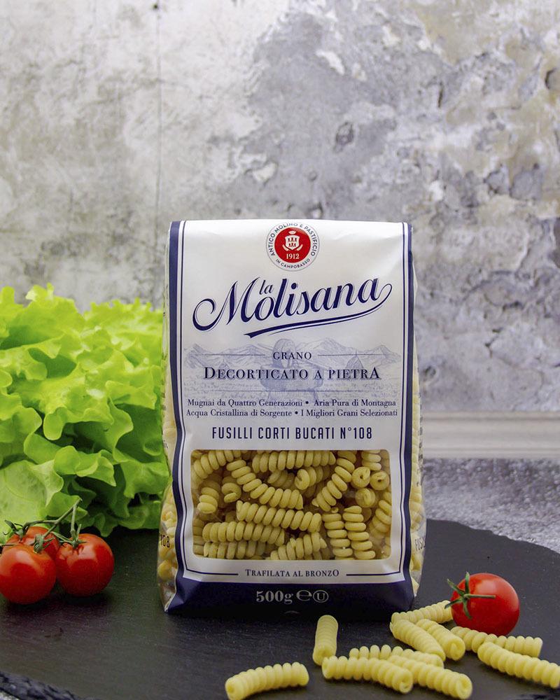 Макаронные изделия La Molisana Пружинки 500 гр.