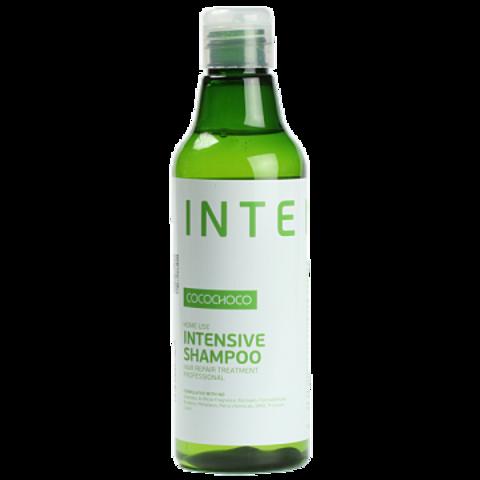 Шампунь для интенсивного увлажнения,COCOCHOCO INTENSIVE, 250 мл