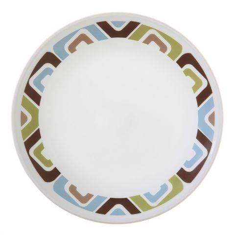 Тарелка десертная 17 см Squared, артикул 1074230, производитель - Corelle